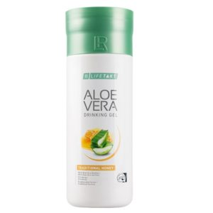 Aloë Vera Drinking Gel – Honey