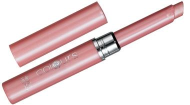 Glossy Lipstick Crystal Rose