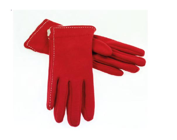 Handschoen Dames Stiksel